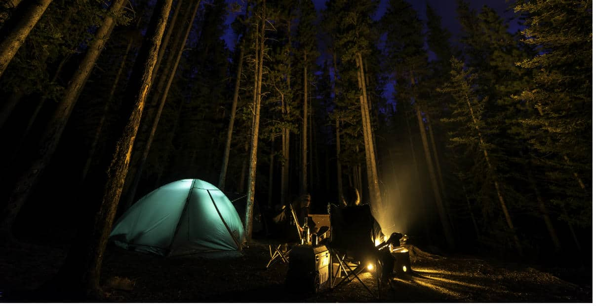 WHERE To Put Your Bear Canister For The NIGHT! | Outdoor Luxuriez